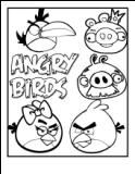 tegninger angry birds